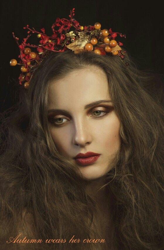 Autumn wears her crown