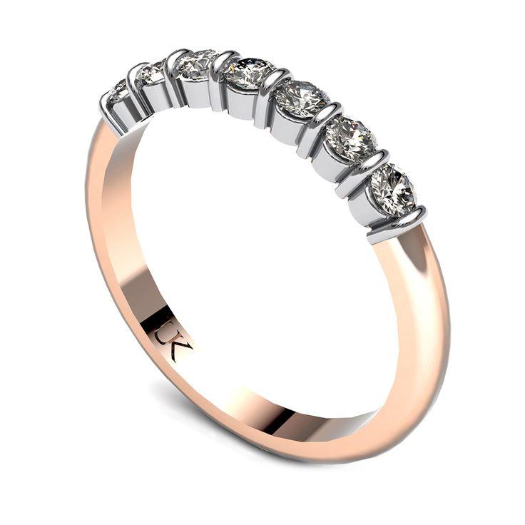 Diamond eternity ring.    www.uwekoetter.com