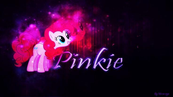 Pinkie Pie Wallpaper by Manu-nya.deviantart.com on @DeviantArt