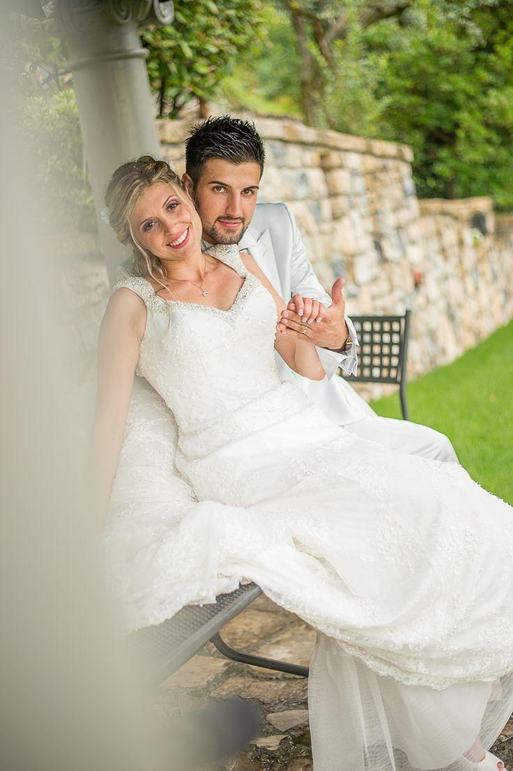 Nicolas e Lucia 12 Luglio 2014  #ristorante-Locanda-Armonia #Trescore