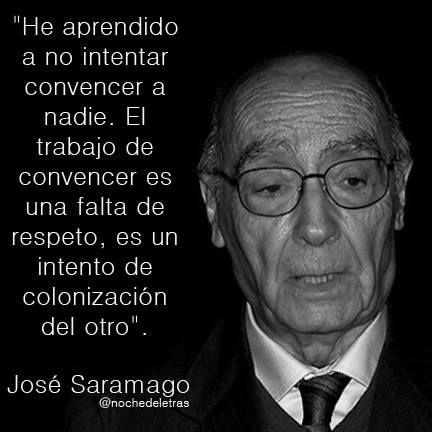 José Saramago..