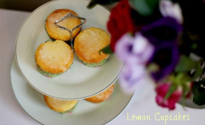 HONEYGOLIGHTLY: Gluten Free Lemon Cupcakes  http://www.honeygolightly.com/2014/09/gluten-free-lemon-cupcakes.html  #recipe #glutenfree #cupcakes #lemoncupcakes