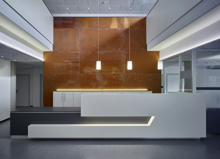 die besten 25 b roempfang ideen auf pinterest reception empfangsdesign und b ro empfangsbereich. Black Bedroom Furniture Sets. Home Design Ideas