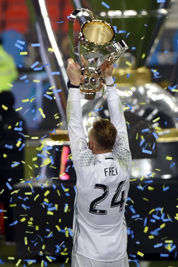 Stefan Frei  December 10, 2013 --> traded from Toronto to Seattle December 10, 2016 --> #MLSCup Champion  Stefan Frei, MLS Cup MVP
