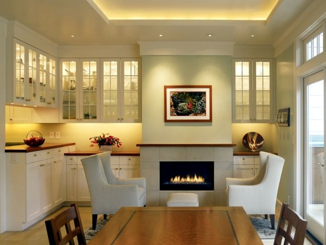 60 best A Space of Beauty Dining Rooms images on Pinterest - offene küche wohnzimmer abtrennen