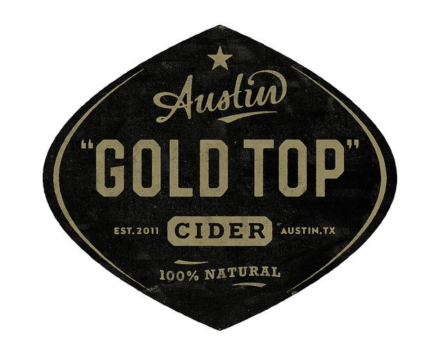 via ffffoundGold Tops, Logo Design, Simon Walker, Austin Eastcid, Brand, Beer Labels, Vintage Design, Design Style, Labels Design