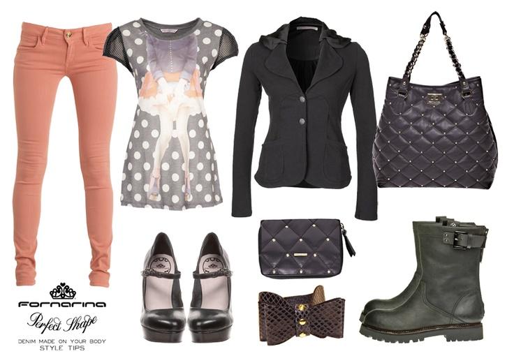 #Fornarina #PerfectShape #style tips