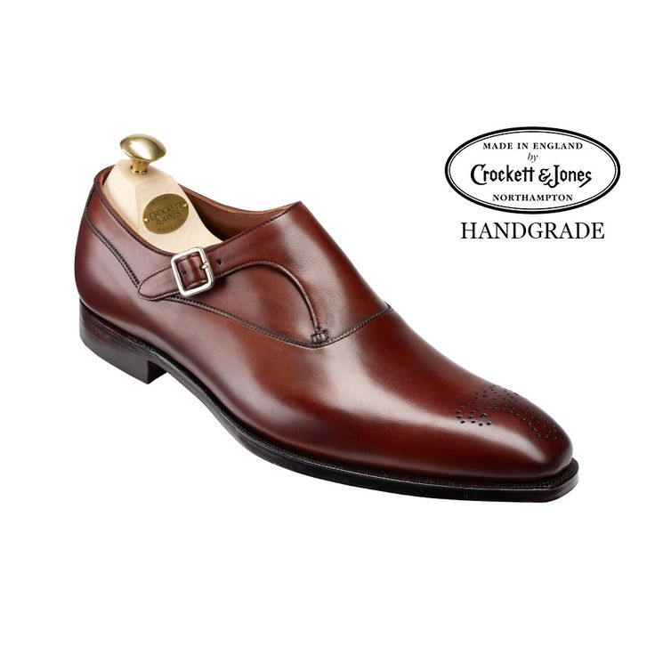 Crockett and Jones Winston