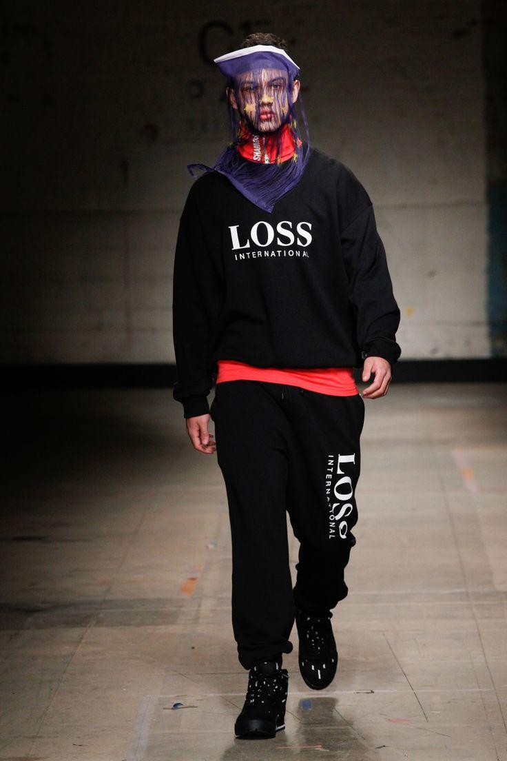 Christopher Shannon | Menswear - Autumn 2017 | Look 25