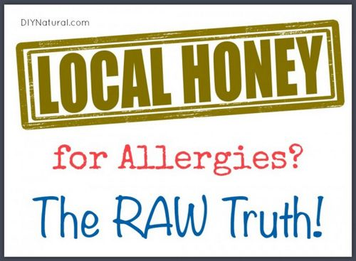 Local Honey For Allergies? The Raw Truth | http://improvedaging.com/local-honey-for-allergies-the-raw-truth/