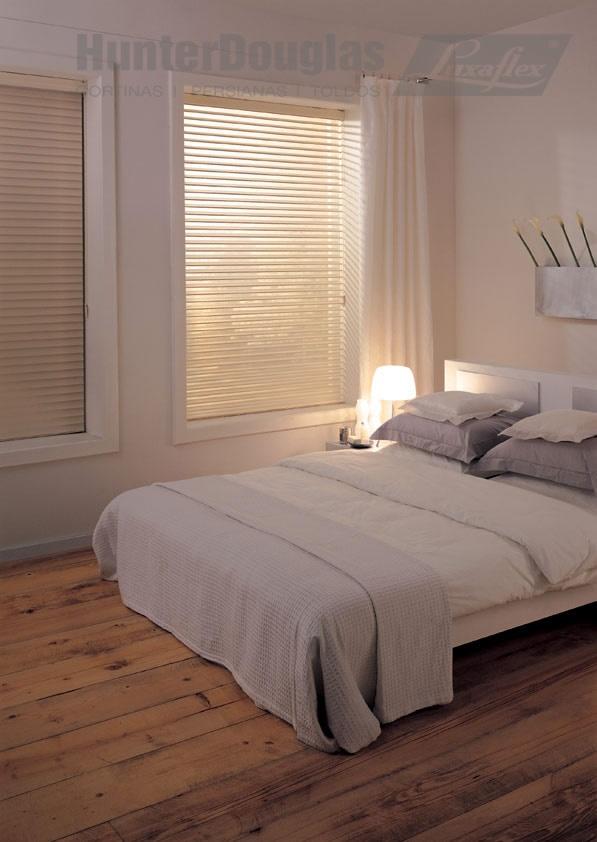 Cortinas Silhouette® HunterDouglas Luxaflex®