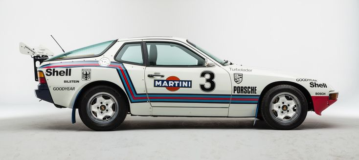 Good heavens...I Apparently Want A Rally Porsche 924