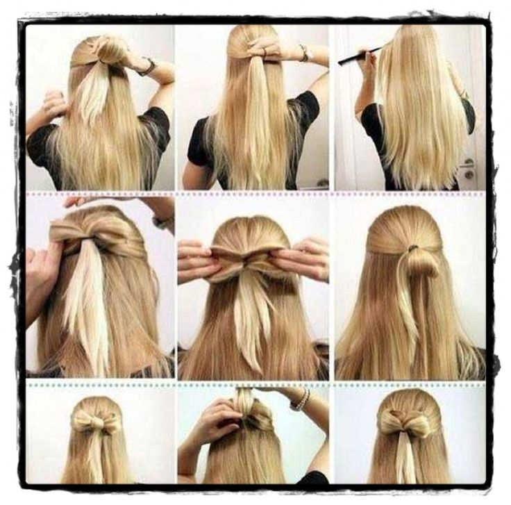 Easy Hairstyles For School 40 easy hairstyles for schools to try in 2016 Cute Simple Hairstyles For School Beautiful Simple Hairstyles For School Look Cute In Simplicity In