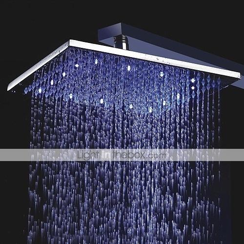 [Shower Head With Faint LED Light] #bathroom #products $109.99