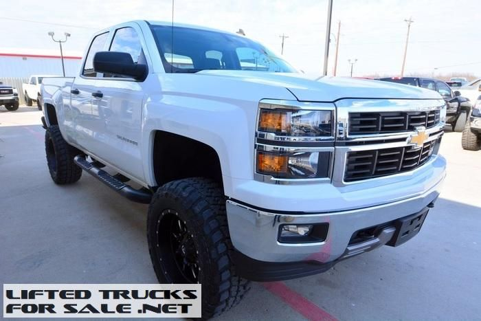 2014 chevrolet silverado 1500 lt z71 double cab lifted truck lifted chevy trucks for sale. Black Bedroom Furniture Sets. Home Design Ideas
