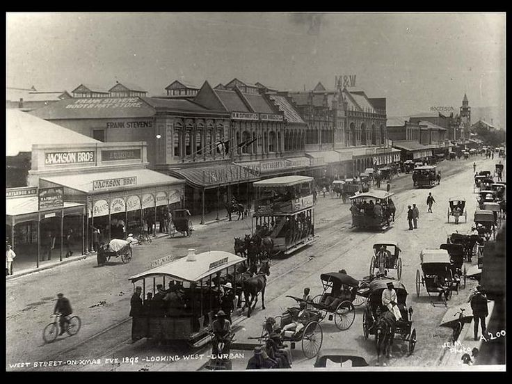 Old Durban Pics: 78