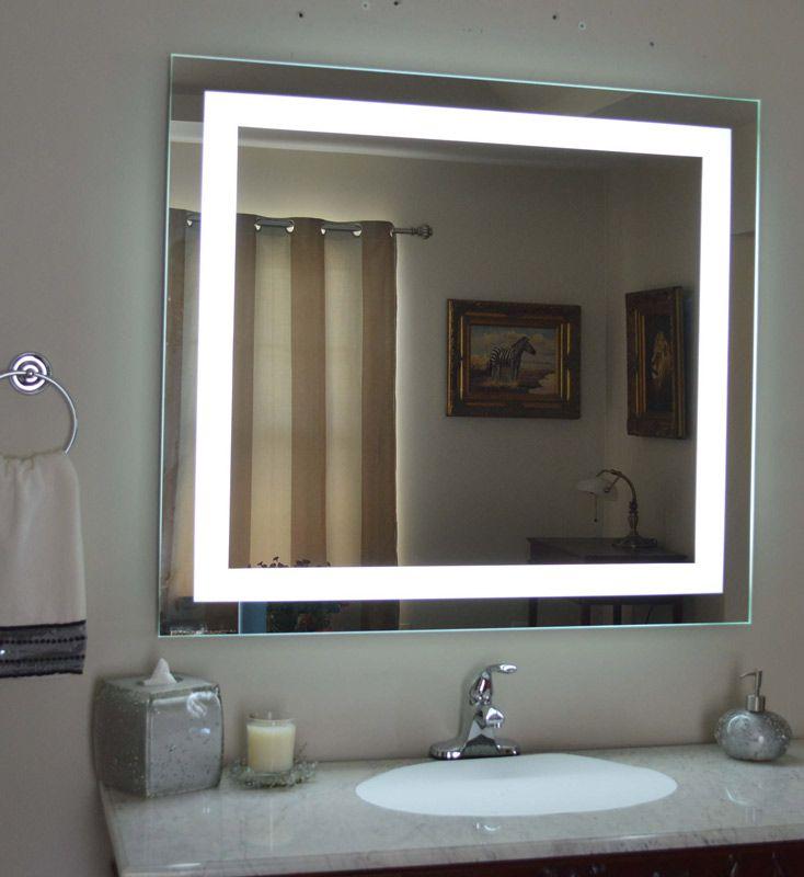 Die besten 25+ Badezimmer Schminkspiegel Ideen auf Pinterest - badezimmer beleuchtung wand