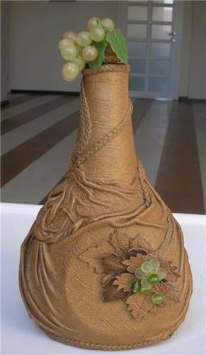 Botella decorada                                                       …