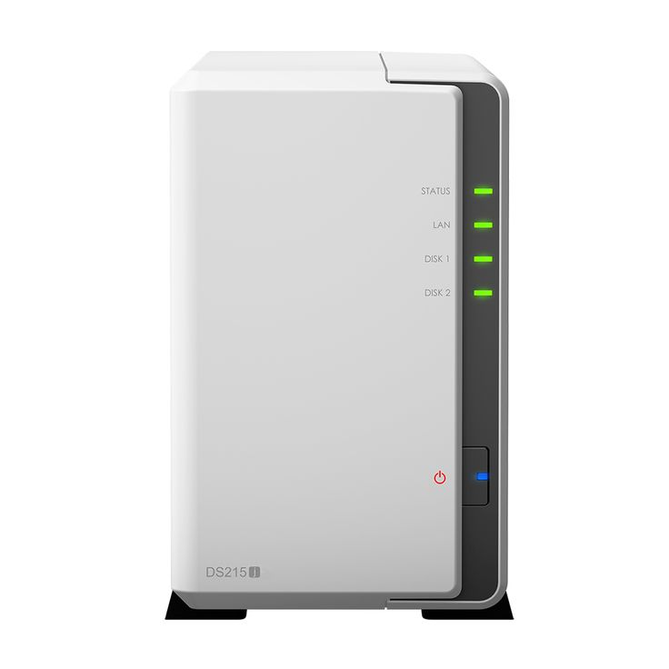 Synology DS215j CMD24.PL