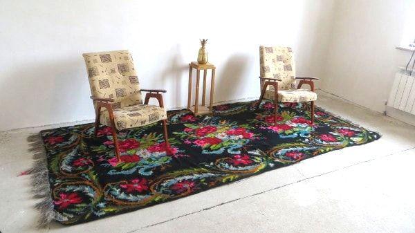 M s de 25 ideas incre bles sobre alfombra negra en for Alfombra verde turquesa