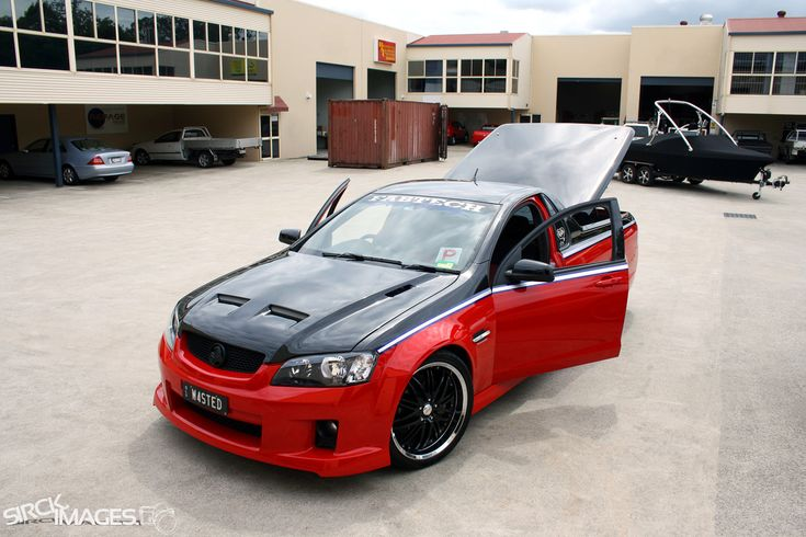 Holden VE SV6 Ute 8 by small-sk8er on DeviantArt