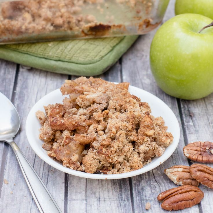 Apple Crisp is one of my favorite desserts to bakebecause it's so delicious and easy to make. It has all the goodness of apple pie without the hassle of a pie crust! My favorite Apple Crisp …
