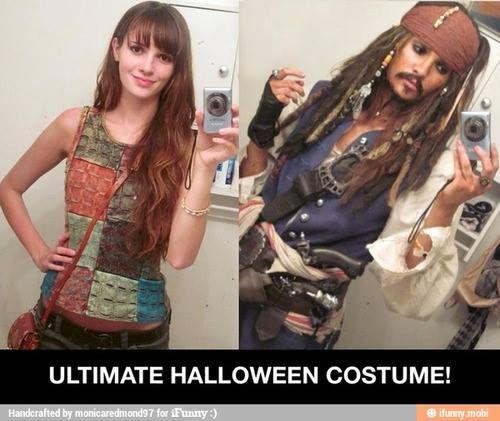 #JackSparrow from #PiratesOfTheCaribbean #Cosplay