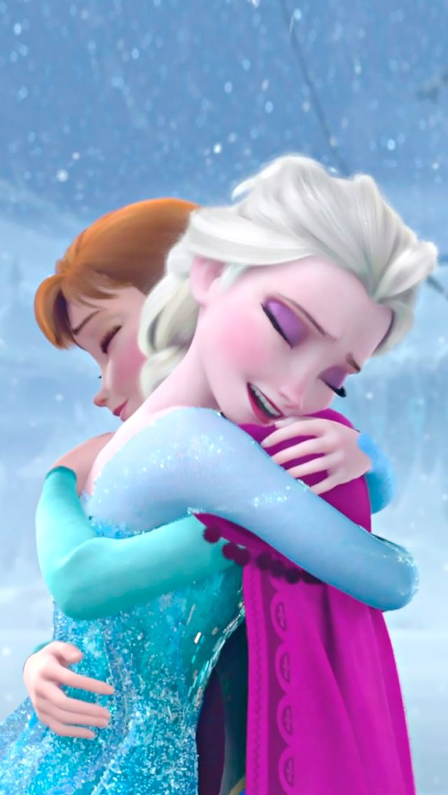 Princess Anna and Queen Elsa - Disney's Frozen ❄️