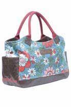 Brakeburn Floral Handbag