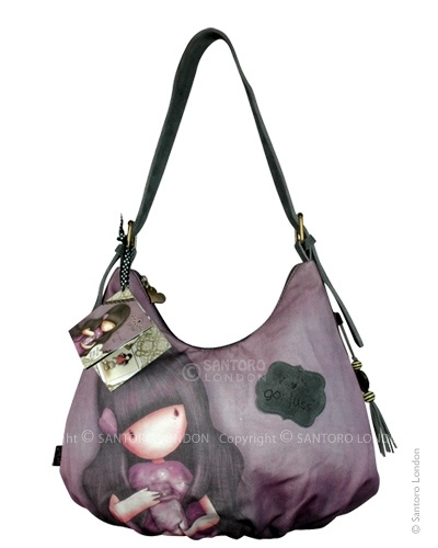 Handbag, We Can All Shine - Santoro's Gorjuss. Love SW Gorjuss tubes and this bag is just so Gorjuss!!! jejejeje Love it and want it!