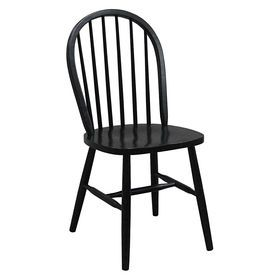 Picture of Windsor Chair - Black