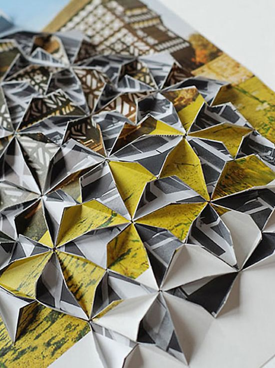 Creative Sketchbook: Abigail Reynolds' Folded Photography!