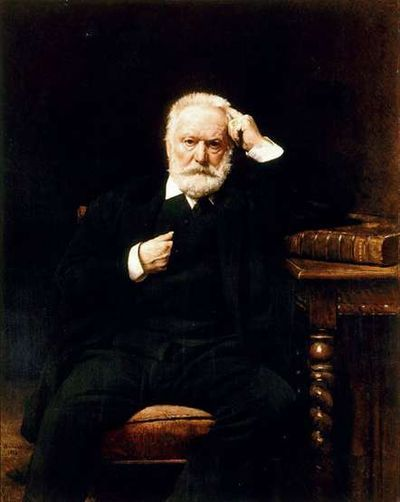 Victor Hugo, 1879 // Leon Bonnat (1833-1922)
