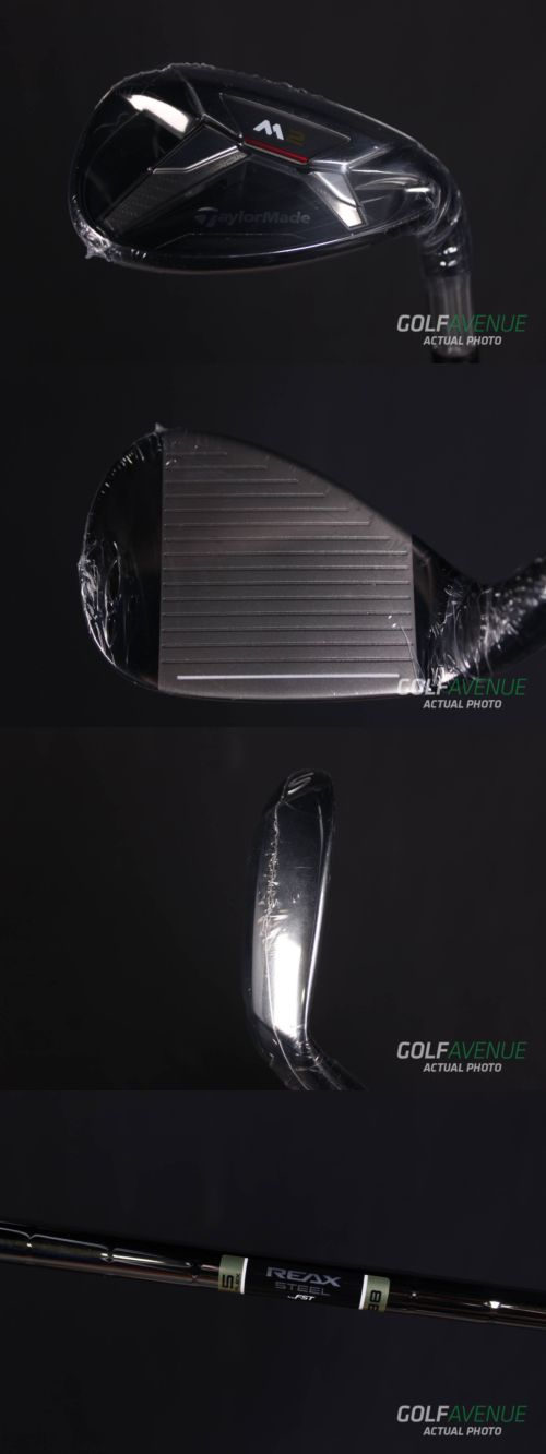 Golf Clubs 115280: New Taylormade M2 Wedge Sand Wedge Stiff Right-Handed Steel Golf Club #6281 -> BUY IT NOW ONLY: $84.99 on eBay!