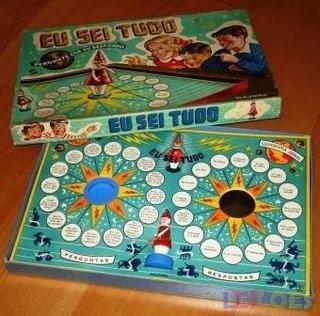 O Sabichão bom jogo de tabuleiro