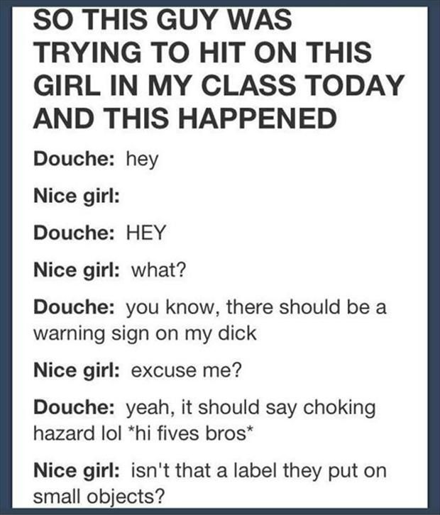 OMG! I couldn't stop laughing!