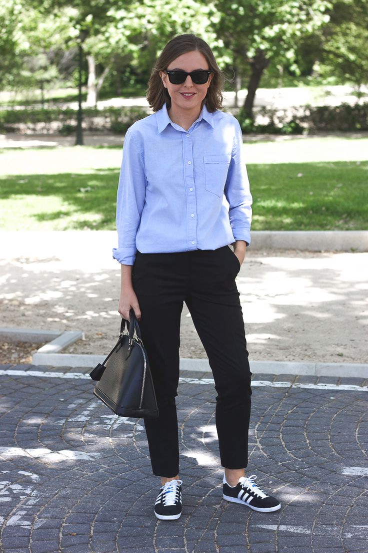 Fashion Blogger Trini Louis Vuitton Alma bag... I love her color palette and the bag