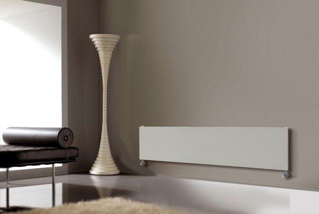 plate orizzontale - Una piastra radiante esclusiva, dalla forma rettangolare e dallo spessore sottile, capace di adattarsi perfettamente ad ogni ambiente della casa, con la massima eleganza, raffinatezza e discrezione.