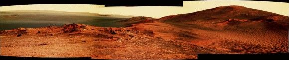 Mountains, Gandalf! Red Planet Pictures Show Mars In The Eyes Of The Rovers