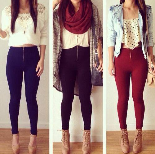 Intenten algo diferente con pantalones como estos