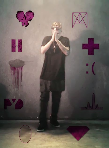 you make me complete, #journals ATM, Heartbreaker, Hold Tight, Recovery, Bad Day, All Bad, PYD, Rollercoaster, Change Me, Confident.. Memphis, Swap It Out, One Life, Whats Hatnin', Backpack