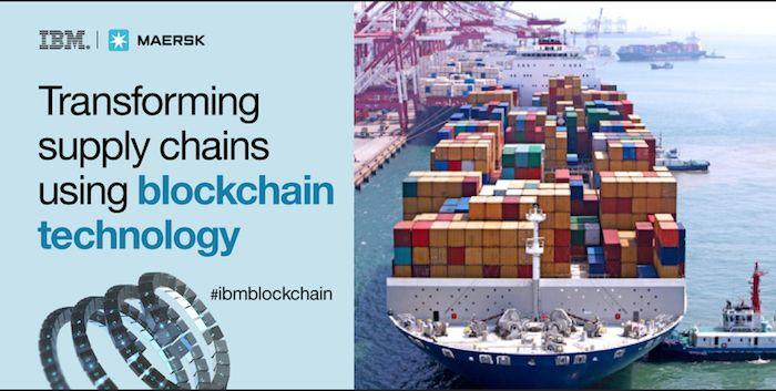 Maersk and IBM Create Blockchain Based Supply Chain Solution...: Maersk and IBM… #Blockchain_Technology #News #blockchain #Hyperledger