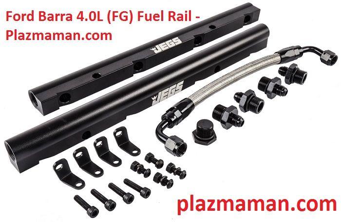 Ford Barra 4 0l Fg Fuel Rail Ford Performance Engines Fuel