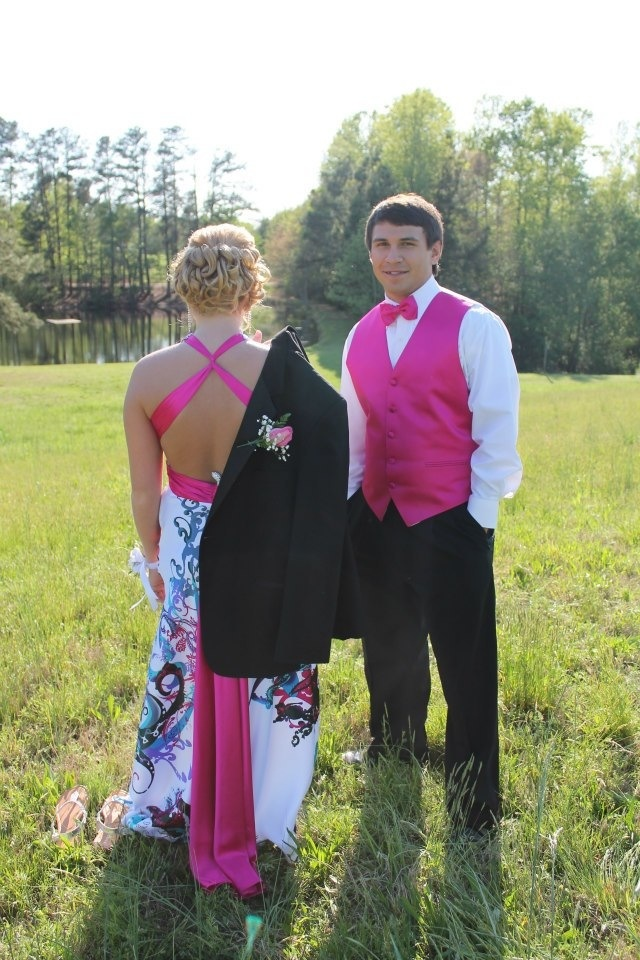"""tuxedo senior personals """"we've been dating six years and have  he wore a classic black tuxedo  dugal and mccreery started dating six years ago during their senior year at."""