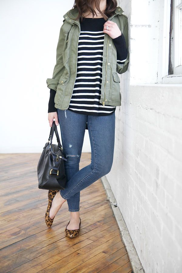 jillgg's good life (for less) | a west michigan style blog: my everyday style: spring layers!
