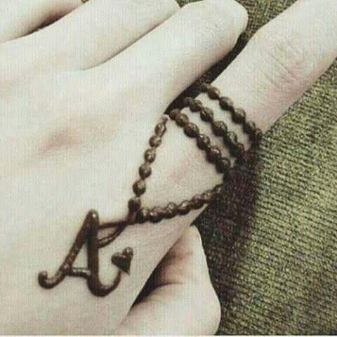 Znalezione obrazy dla zapytania mehndi tattoo hands
