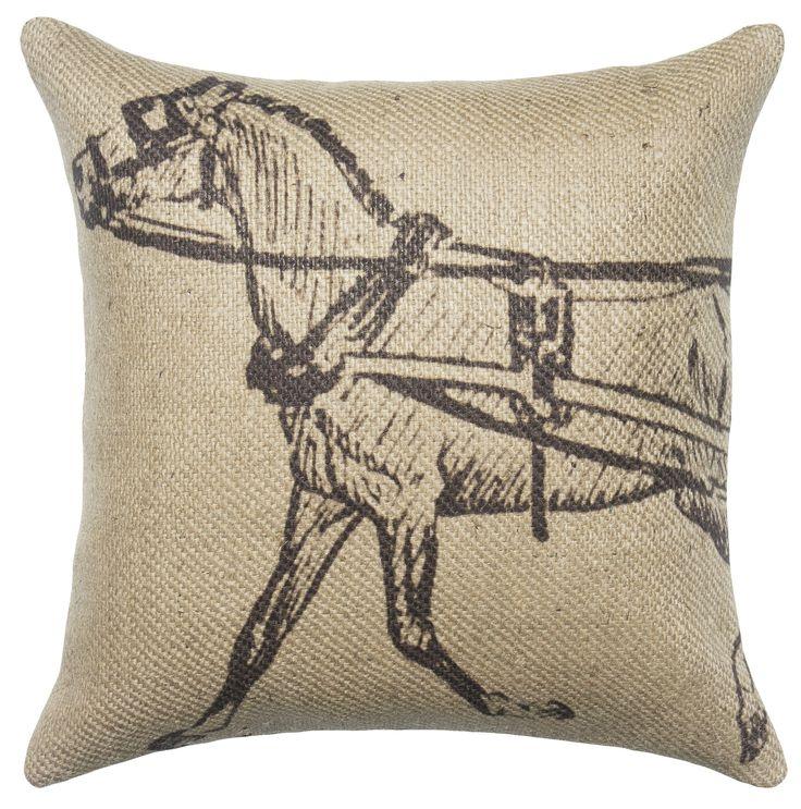 Best 25 Burlap Throw Pillows Ideas On Pinterest Throw
