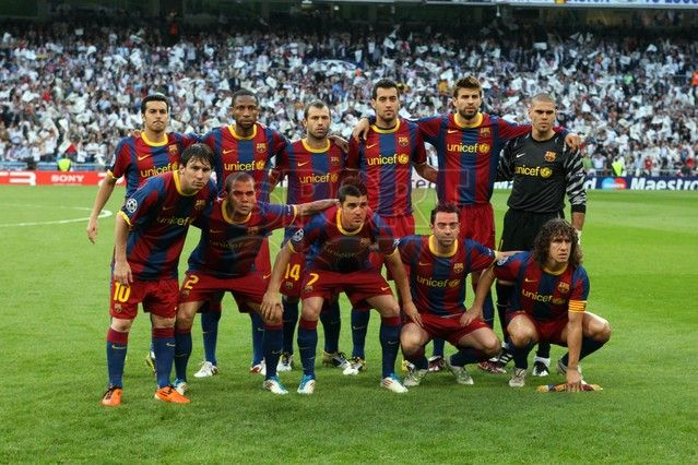 Barcelona Soccer Team Schedule .