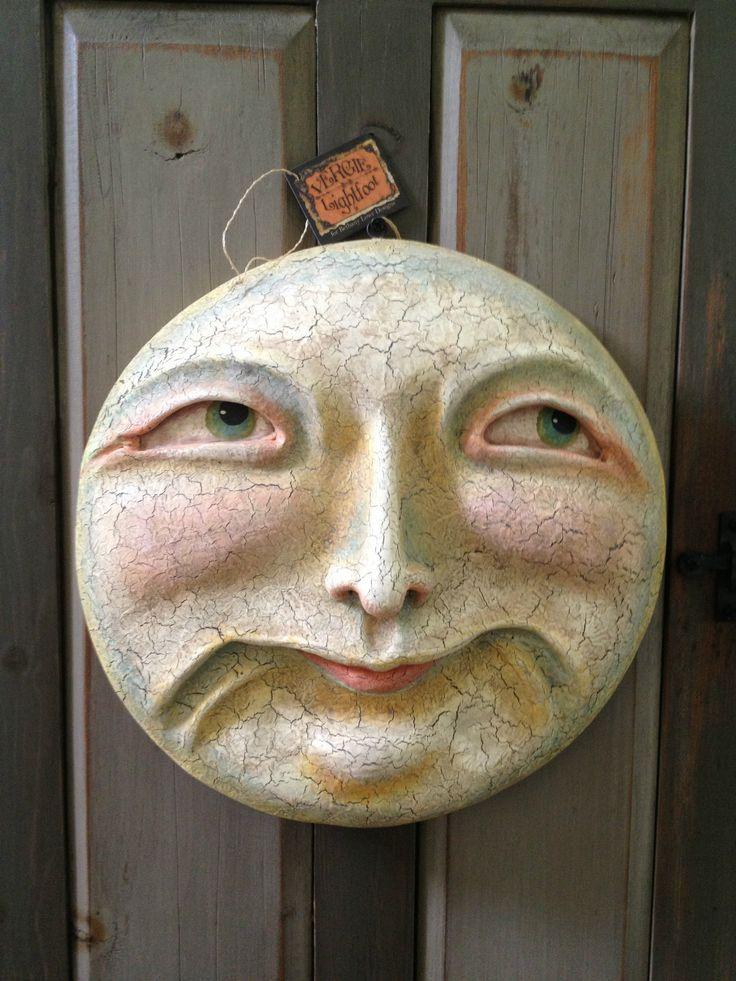 Bethany Lowe Halloween Man in The Moon New Fall 2013 | eBay
