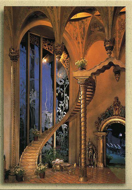 The Fairy Castle dollhouse